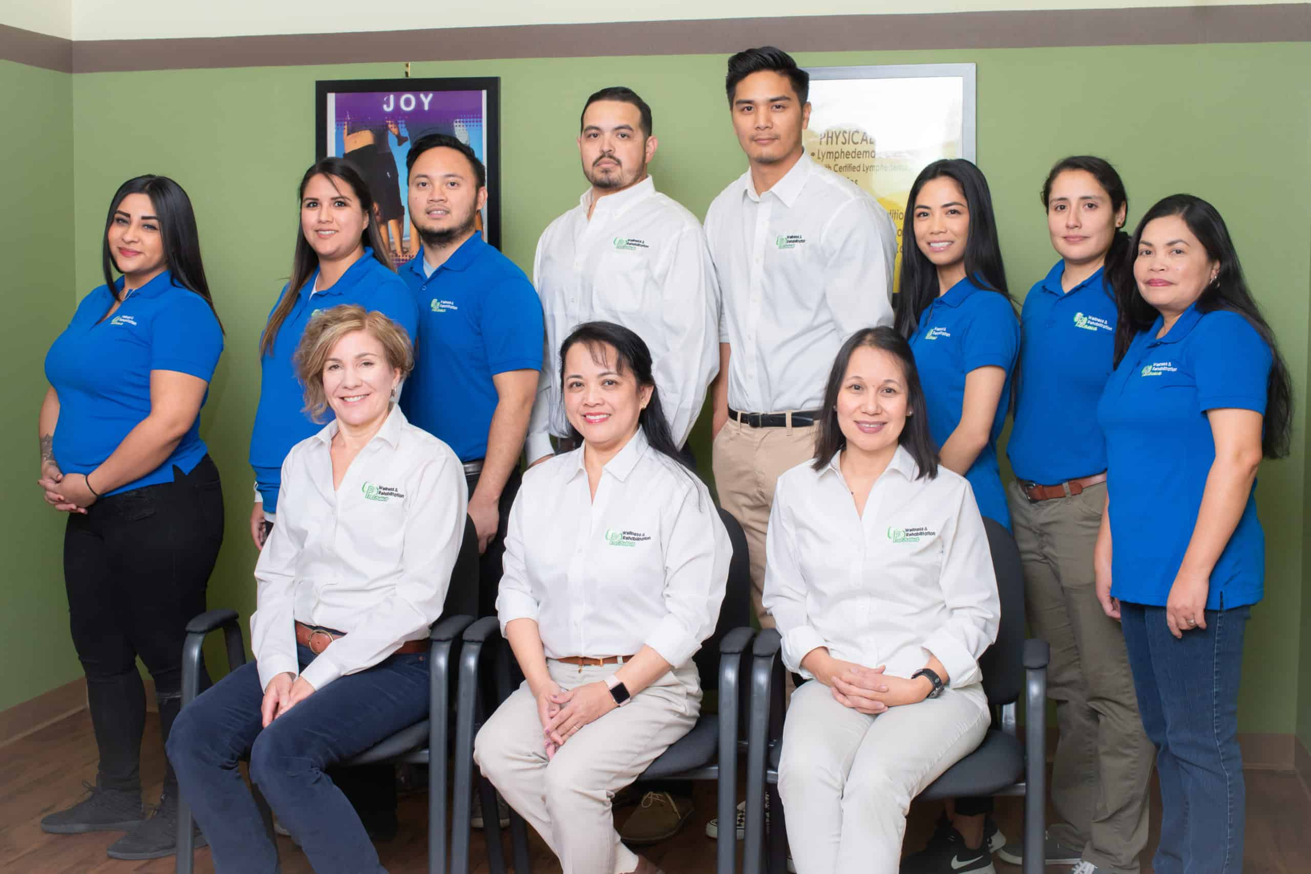meet the staff of paloma wellness and rehabilitation in el paso